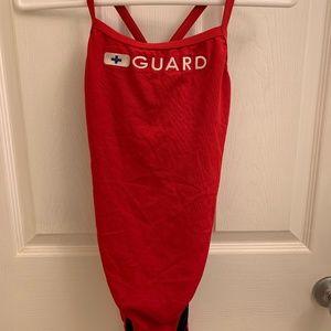Speedo Guard Suit